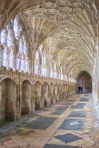 Cloister, Gloucester Cathedral