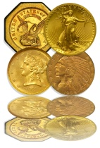 Very Rare Coin Grouping