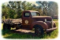"--------""Old Ben E. Kieth Truck""-------"