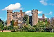 Old Dublin Castle