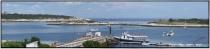 Isle of Shoals Waterfront Pano