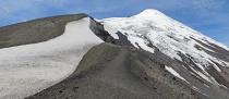 Osorno volcano and glacier