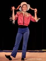 Alexis Ponx as Scarecrow