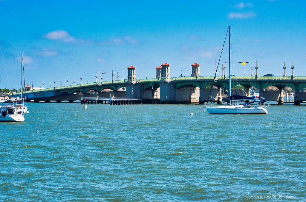 The Bridge - ID: 15713874 © Frederick P. Brown