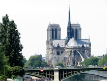 In Memory of Notre Dame, Paris