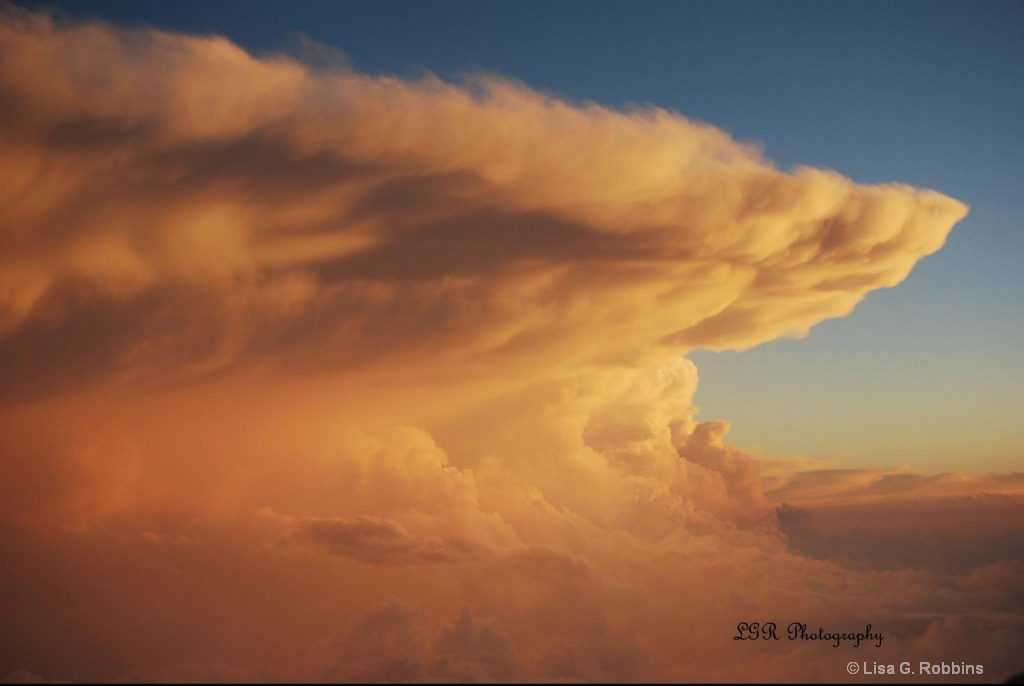 Stormy Weather in Houston TX