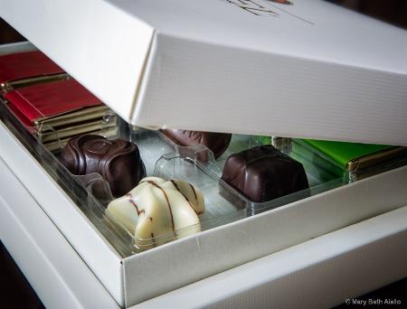 Hidden Chocolates