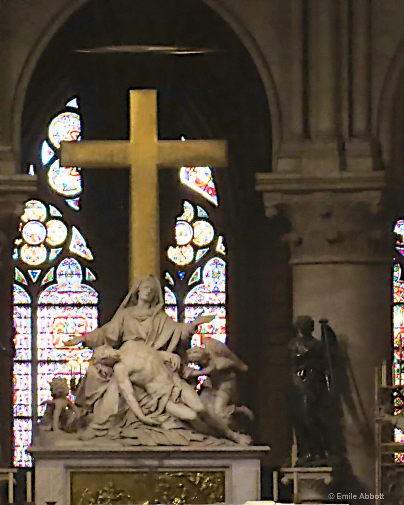 Cross Saved