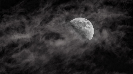Moon Dance (BW)