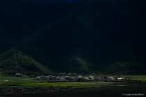 Small village From the countryside of China