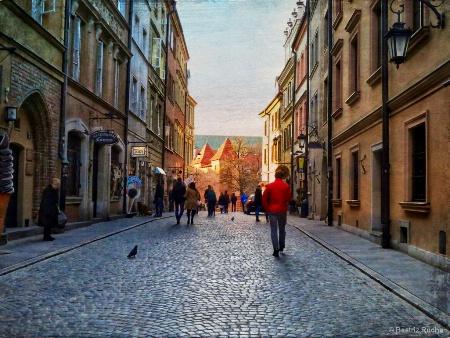 Warsaw Streets