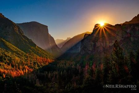 The Star of Yosemite