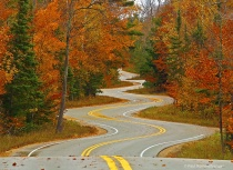 The Long and Winding Road, Autumn