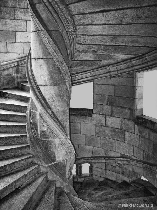 Chenonceau Spiral