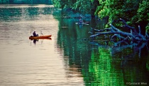 Fishing the Colorado River