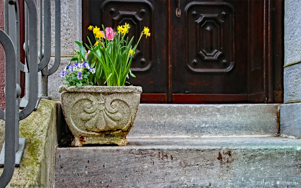 A Touch of Spring - ID: 15721275 © Karen E. Michaels