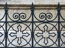 Iron circles, Rome