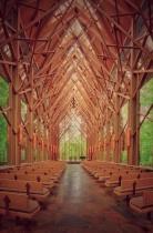 Inside Anthony Chapel