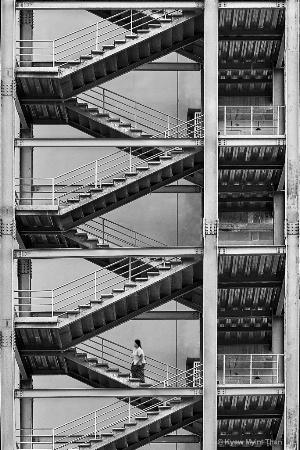 Emergency Stair